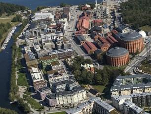 Norra Djurgardsstaden Stockholm Vaxer